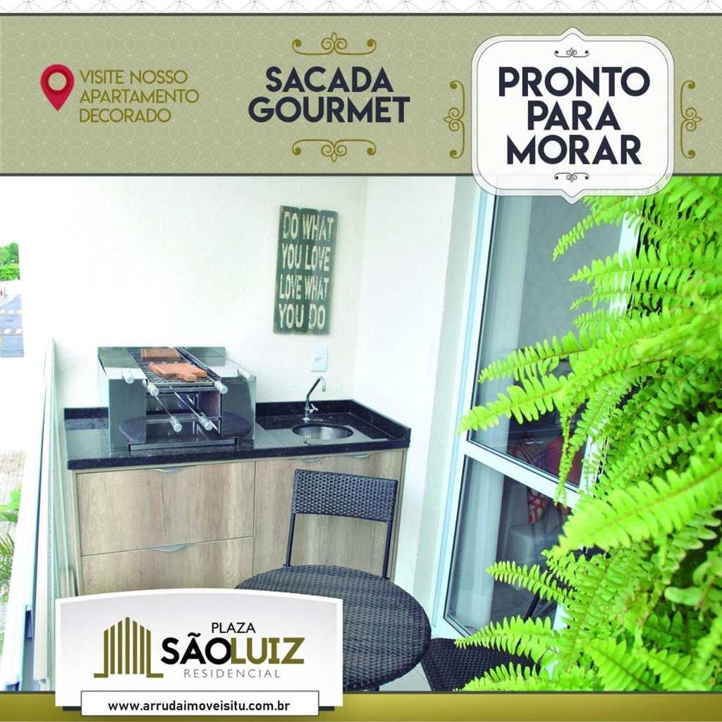 Apartamento em Itu, bairro Jardim Rosinha