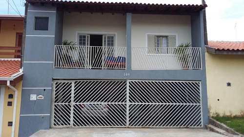 Casa, código 42118 em Itu, bairro Parque São Camilo
