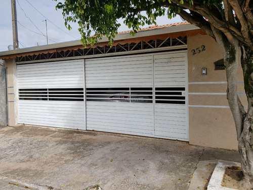 Casa, código 42150 em Itu, bairro Cidade Nova I