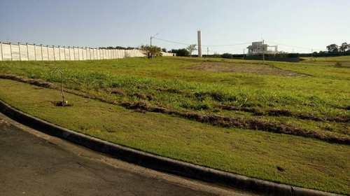 Terreno de Condomínio, código 42154 em Itu, bairro Condomínio Fechado Bothanica Itu