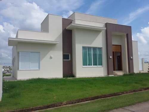 Casa de Condomínio, código 42157 em Salto, bairro Condomínio Fazenda Palmeiras Imperi