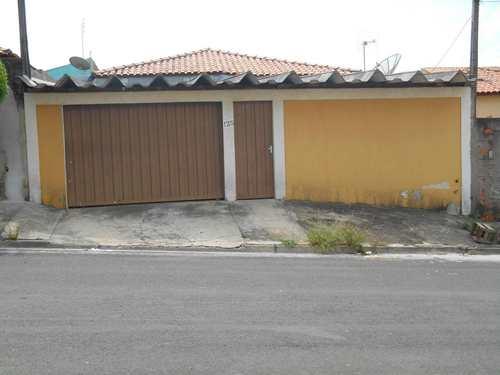 Casa, código 42159 em Itu, bairro Parque Residencial Potiguara