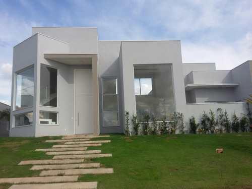 Casa de Condomínio, código 42161 em Salto, bairro Condomínio Fazenda Palmeiras Imperi