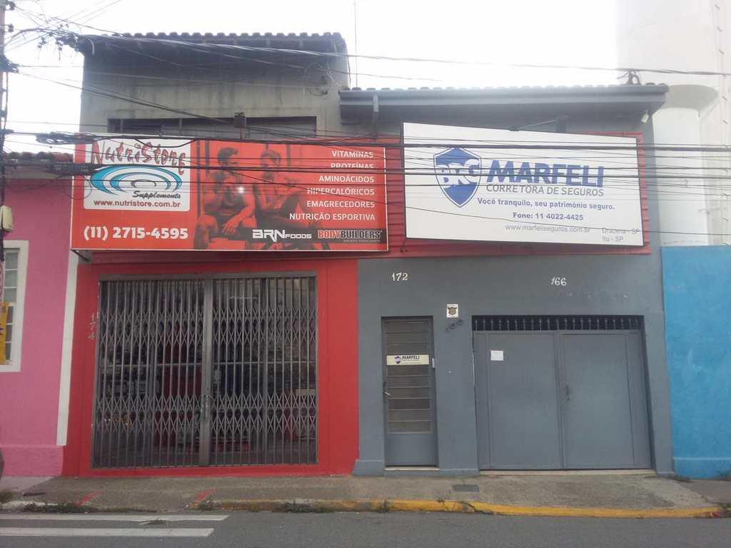 Terreno Comercial em Itu, bairro Centro