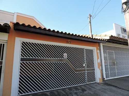 Casa, código 42169 em Itu, bairro São Luiz