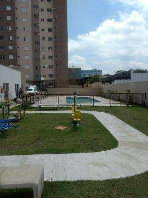 Apartamento, código 42171 em Itu, bairro Nossa Senhora Aparecida