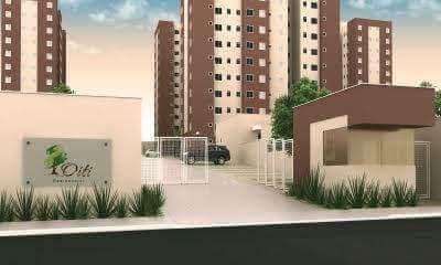 Apartamento, código 42173 em Itu, bairro Nossa Senhora Aparecida