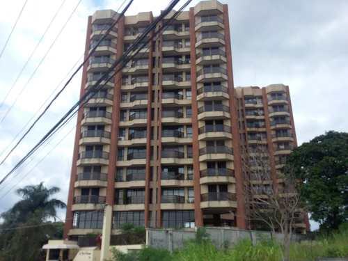 Apartamento, código 42183 em Itu, bairro Vila Gatti