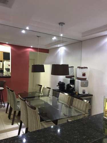 Apartamento, código 42184 em Itu, bairro Parque Residencial Presidente Médici