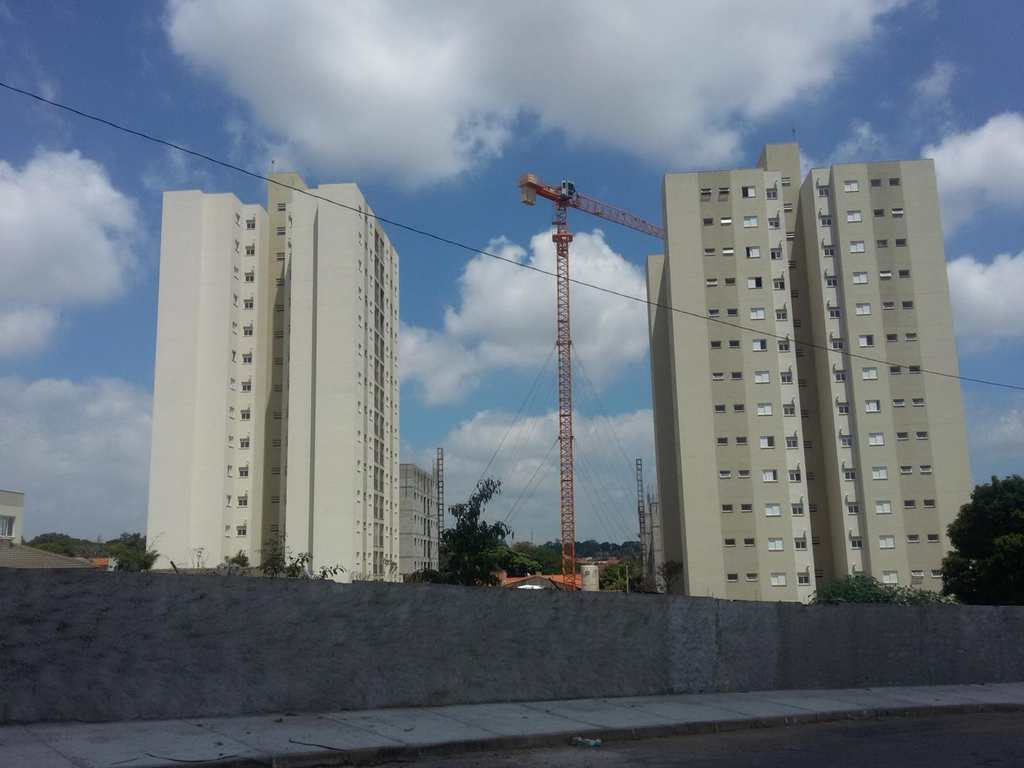 Apartamento em Itu, bairro Ilha do Mediterrâneo Residencial Re