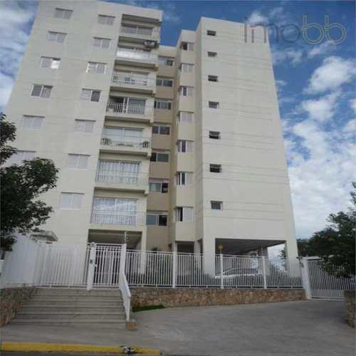 Apartamento, código 42190 em Itu, bairro Edifício Ipê Amarelo
