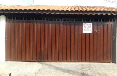 Casa, código 42195 em Itu, bairro Cruz das Almas