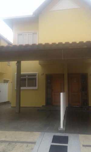 Casa de Condomínio, código 42203 em Itu, bairro Parque Residencial Presidente Médic