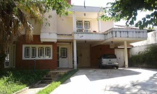 Casa de Condomínio, código 42208 em Itu, bairro Condomínio Portal de Itu