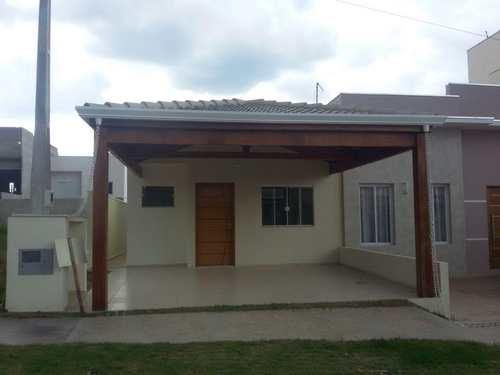 Casa de Condomínio, código 42223 em Itu, bairro Portal dos Sabiás