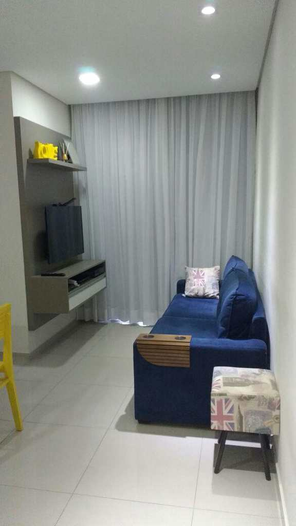 Apartamento em Itu, bairro Nossa Senhora Aparecida