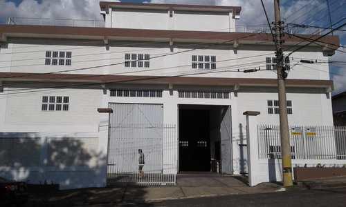 Galpão Industrial, código 42245 em Salto, bairro Núcleo Industrial Alert