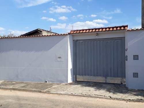 Casa, código 42261 em Itu, bairro Parque Residencial Potiguara