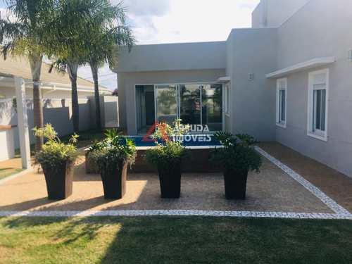 Casa de Condomínio, código 42277 em Itu, bairro Condomínio Residencial Parque Ytu Xapada