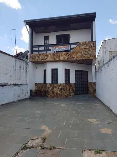 Casa, código 42293 em Itu, bairro Vila Santa Terezinha