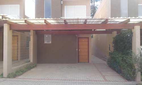 Sobrado de Condomínio, código 42296 em Itu, bairro Pinheirinho
