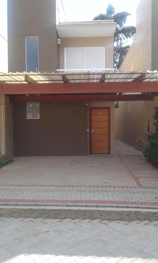 Sobrado de Condomínio em Itu, bairro Pinheirinho