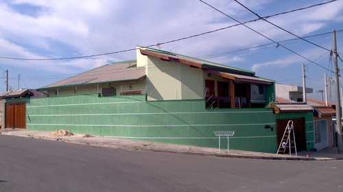 Casa, código 42298 em Itu, bairro Jardim Estância Bom Viver