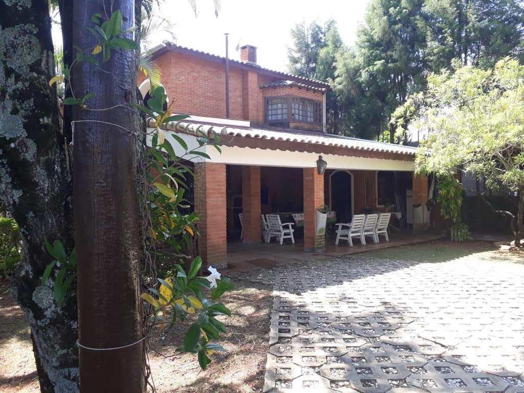 Casa de Condomínio em Itu, bairro Chácara Residencial Paraíso Marriot