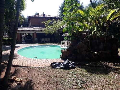 Casa de Condomínio, código 42307 em Itu, bairro Chácara Residencial Paraíso Marriot