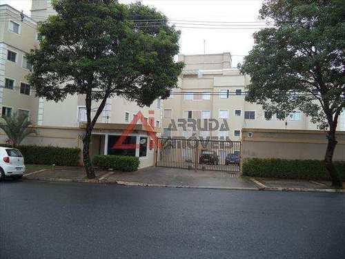 Apartamento, código 42315 em Itu, bairro Parque Residencial Presidente Médic