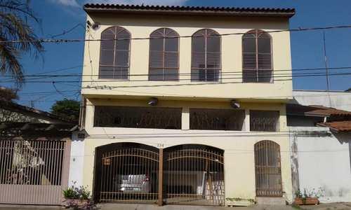 Casa, código 42334 em Itu, bairro Jardim Aeroporto I
