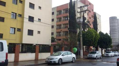 Apartamento, código 42345 em Itu, bairro Parque Nossa Senhora da Candelária