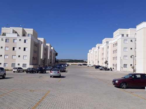 Apartamento, código 42348 em Itu, bairro Residencial Grand Parc