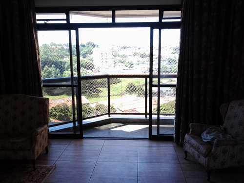 Apartamento, código 42350 em Itu, bairro Condomínio Edifício Vila DI Ravena