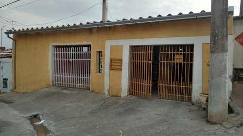 Casa, código 42355 em Itu, bairro Núcleo Habitacional São Judas Tadeu