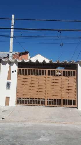 Casa, código 42357 em Itu, bairro Vila Esperança