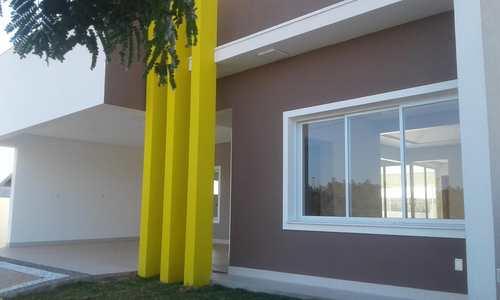 Casa de Condomínio, código 42369 em Itu, bairro Condomínio Fechado Bothanica Itu