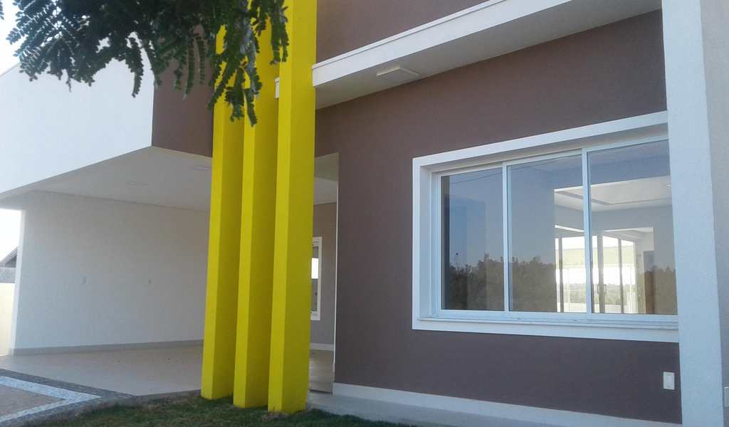 Casa de Condomínio em Itu, bairro Condomínio Fechado Bothanica Itu