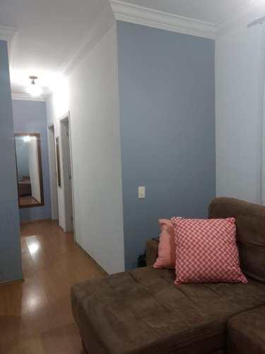 Apartamento, código 42384 em Itu, bairro Condomínio Residencial Vila Verde