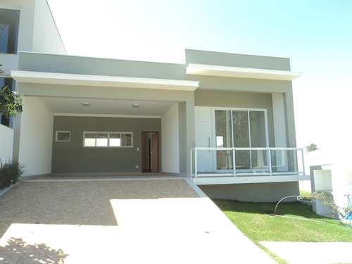 Casa de Condomínio, código 42405 em Itu, bairro Condomínio Residencial Mont Blanc