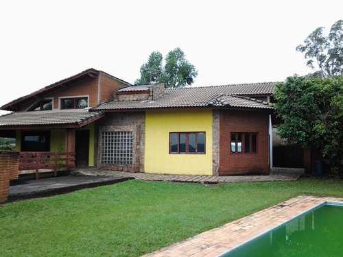 Casa de Condomínio, código 42409 em Cabreúva, bairro Condomínio do Jacaré