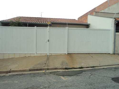 Casa, código 42419 em Itu, bairro Jardim Santa Tereza