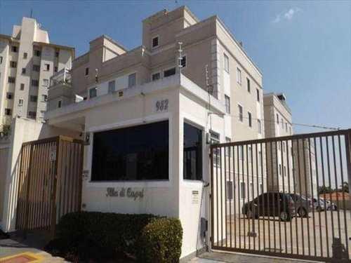 Apartamento, código 42429 em Itu, bairro Vila Santa Terezinha