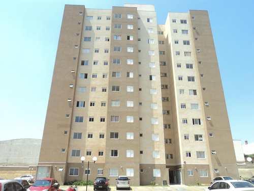 Apartamento, código 42430 em Itu, bairro Nossa Senhora Aparecida
