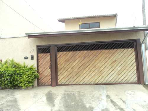 Casa, código 42431 em Itu, bairro Parque Residencial Potiguara