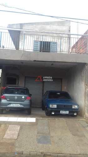 Casa, código 42436 em Itu, bairro Vila Martins