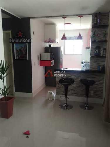 Apartamento, código 42445 em Itu, bairro Condomínio Residencial Ilha do Sol