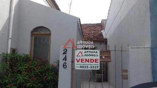 Casa, código 42448 em Itu, bairro Centro