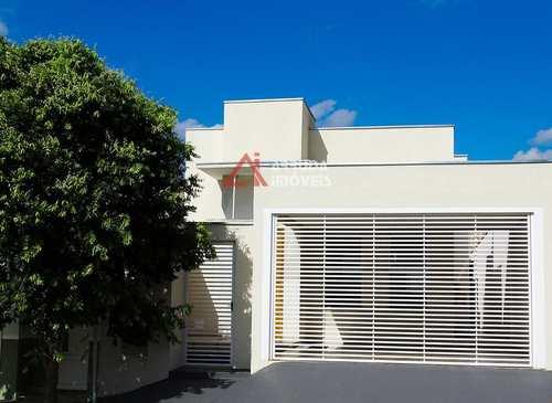 Casa, código 42450 em Itu, bairro Jardim Paulista II
