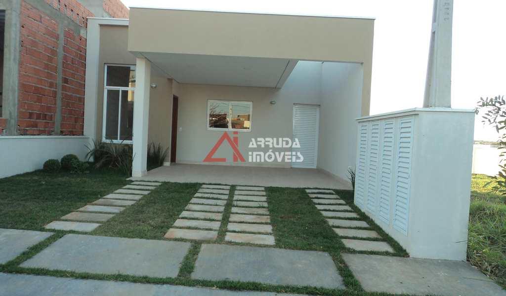 Casa de Condomínio em Salto, bairro Condomínio Residencial Village Moutonée